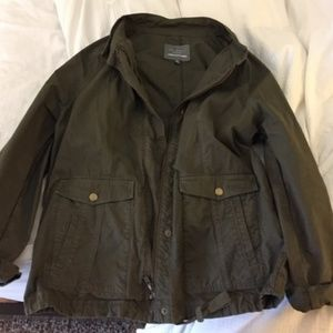 Madewell New Haven Summer Army Jacket